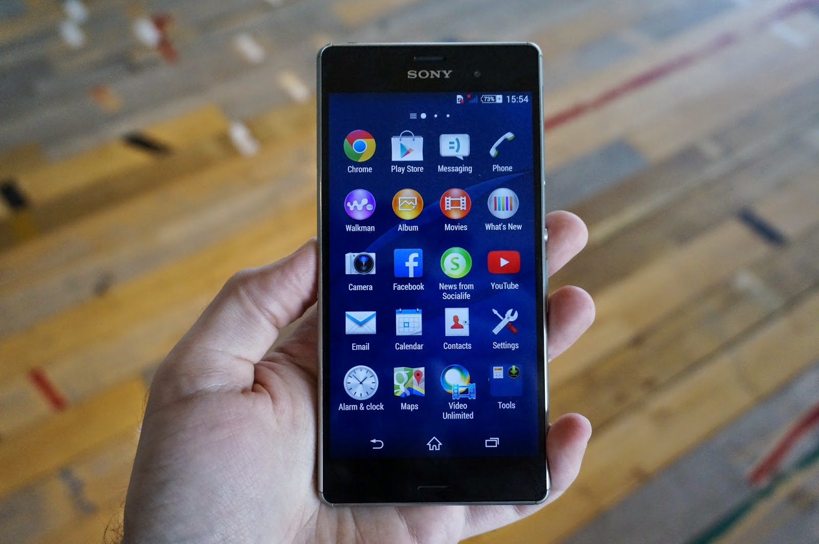 Sony Xperia Z3 Review: Smartphone with Rich Feature