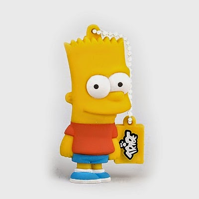 Pendrive Bart Simpson 8 GB