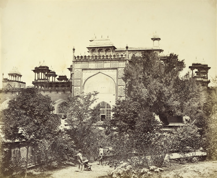 Tomb of Akbar