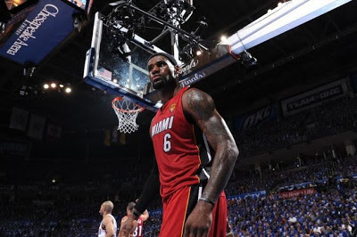 LeBron James Top 10 Plays of the 2012