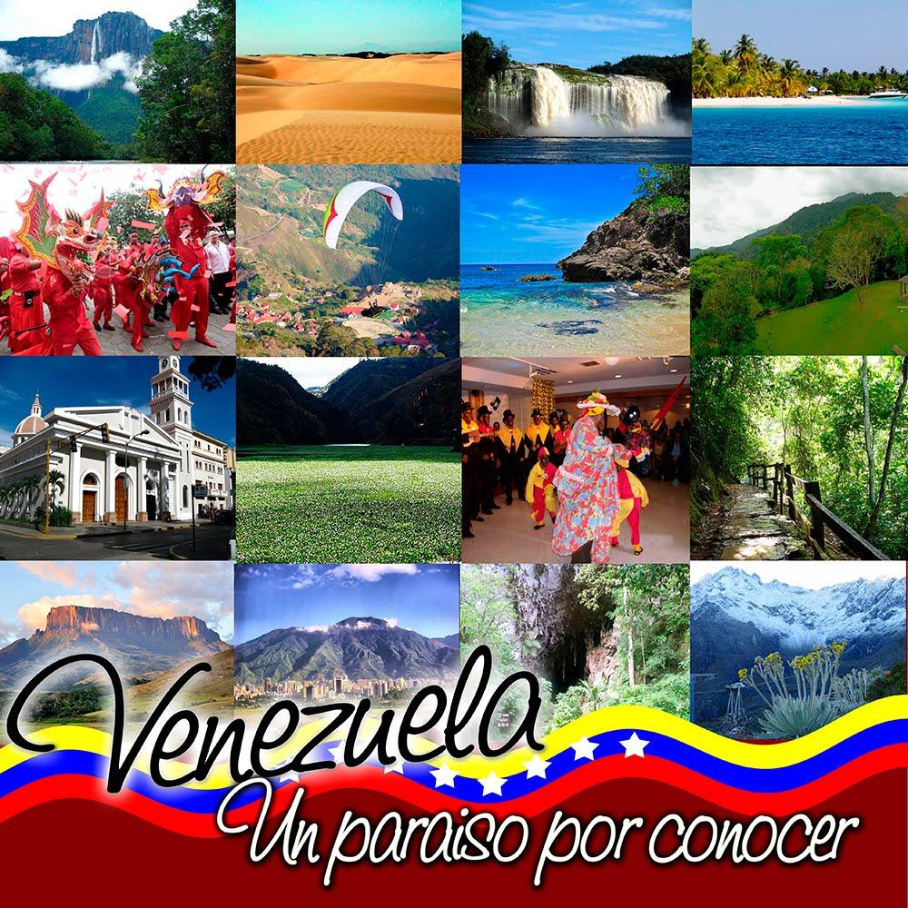 Perspectiva Turística de Venezuela