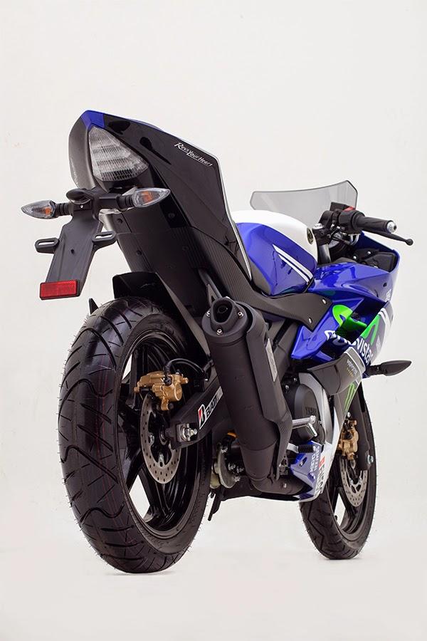 Yamaha YZF-R15 Indonesia Terbaru Siap Meluncur Sore Ini