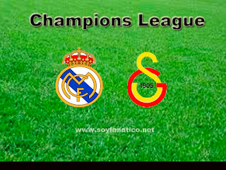 Vuelta Real Madrid Galatasaray Champions