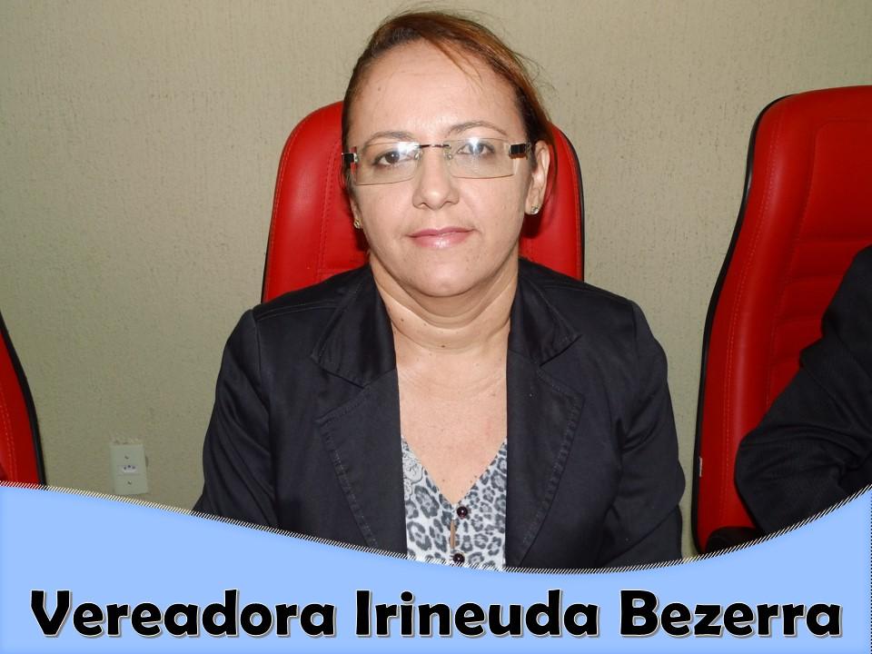 PORTAL ORÓS CONTA COM O APOIO DO VEREADORA IRINEUDA BEZERRA