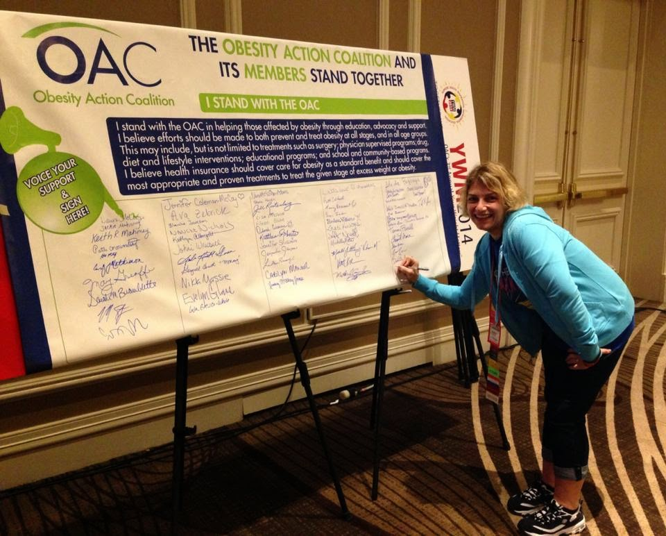 petition%2BOAC Weight Loss Recipes OAC Your Weight Matters #YWM2014 Wrap Up