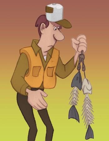 Les truites enchaînées; blogue de pêche