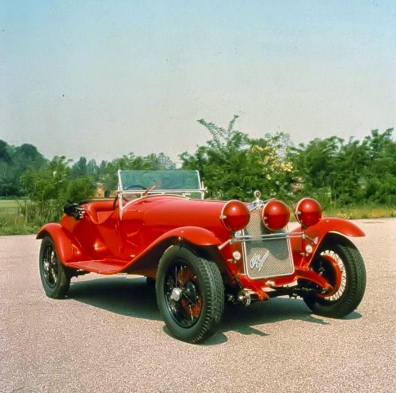 1930 - 6C 1750 Gran Sport