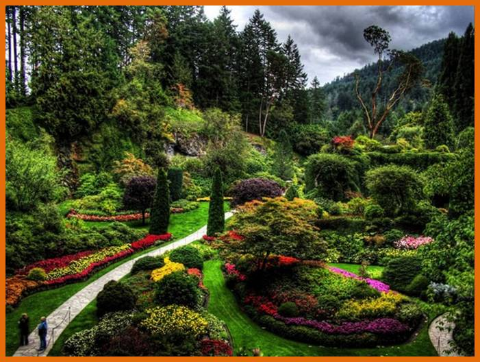 Get images beautiful gardens around the world for Beautiful garden pictures of the world