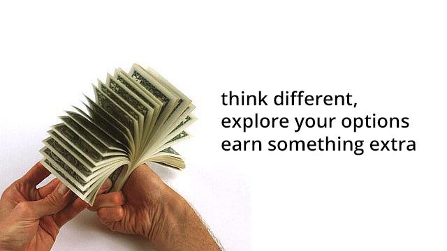 Ways To Earn Extra Money