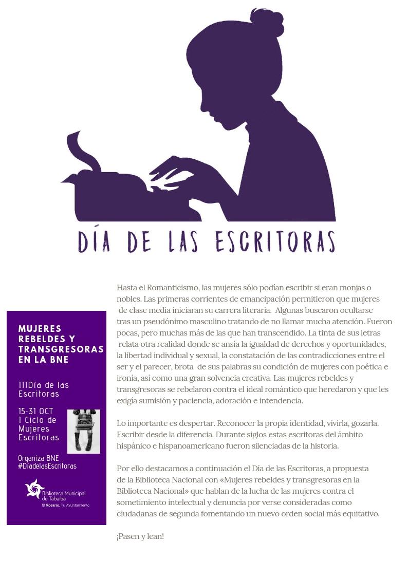 Exposición 15/31 OCT