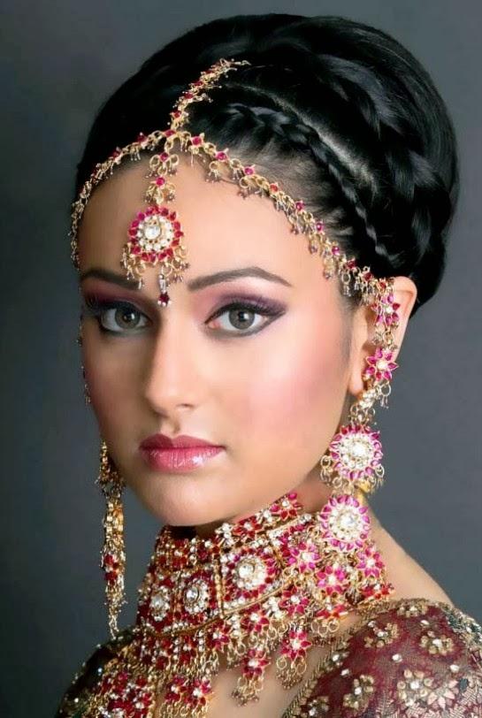 Women Short Hair Cuts Pakistani Indian Bridal Wear Casual