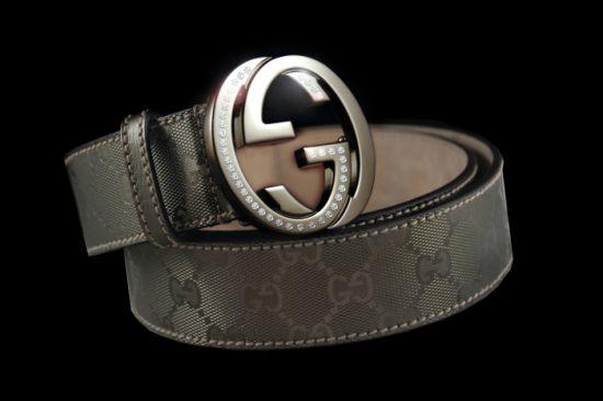 Gucci Belt Cake