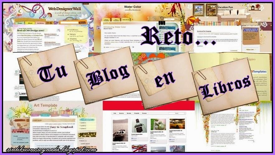 Tu Blog en Libros