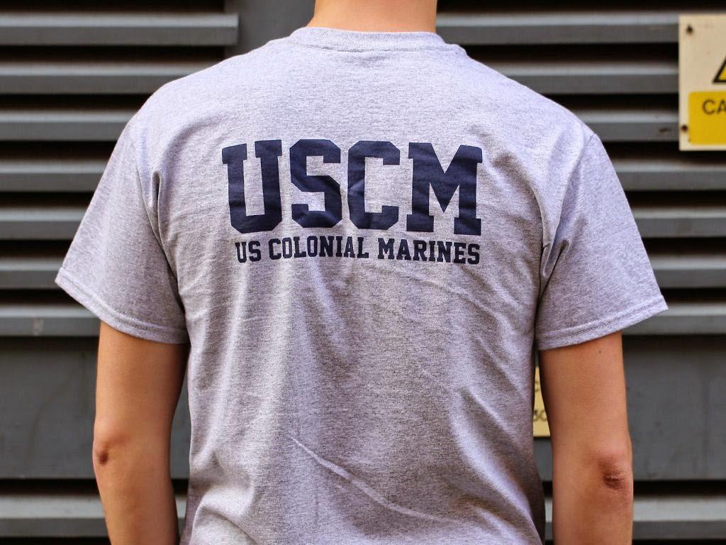 Marines shirts