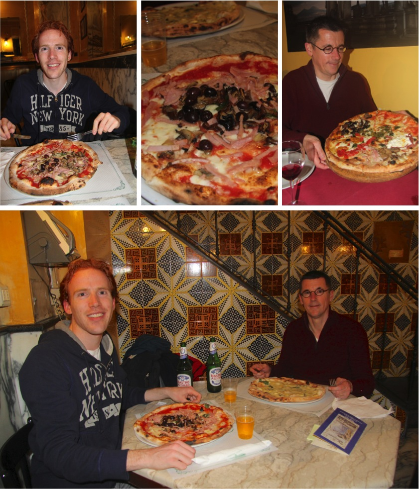 Studeren in florence: paasvakantie florence & napels!