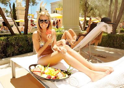 Ashley Tisdale bikini fun