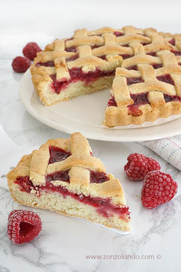 Ricetta per crostata classica con marmellata e confettura frolla alta e bassa perfect jam tart recipe