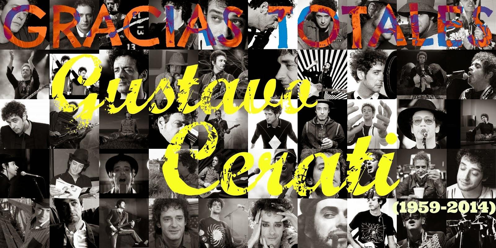 Homenaje a Gustavo Cerati