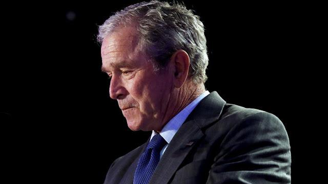 Em assuntos muçulmanos, Democratas encontram um aliado improvável: George Bush