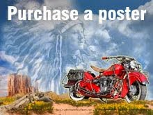 Classic Motorcycle Posters
