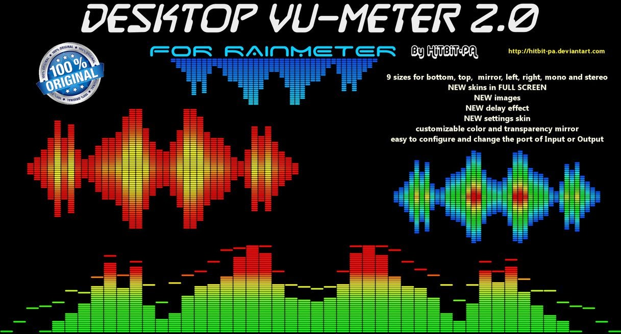 VU-Meter 2.0