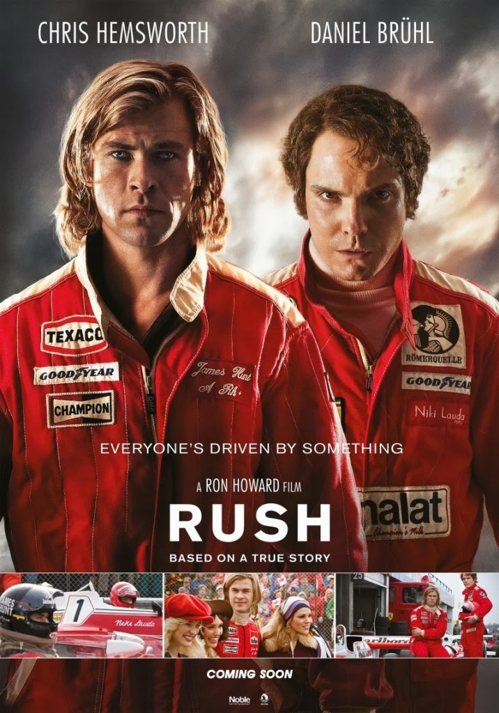 Premiere Screening : RUSH