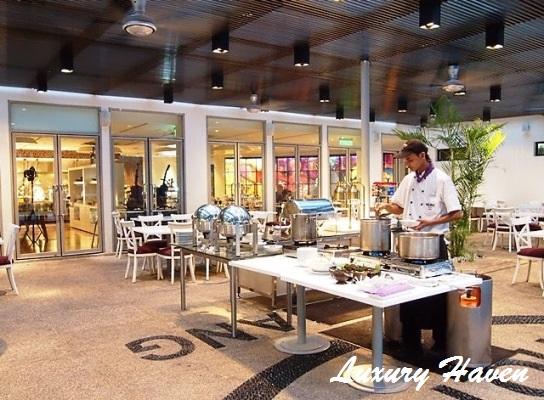 hard rock hotel penang starz diner al fresco