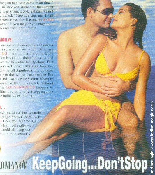 Lara Dutta Side Boobs Nipple Slip From Blue
