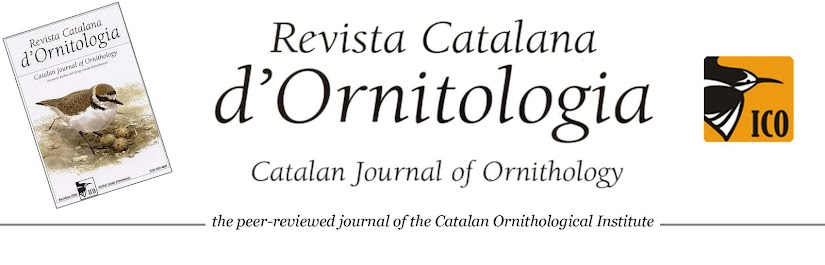 Revista Catalana d'Ornitologia
