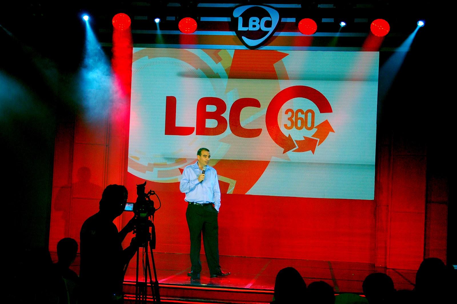 Lemon Greentea Lbc Express Inc Launches Lbc 360 To