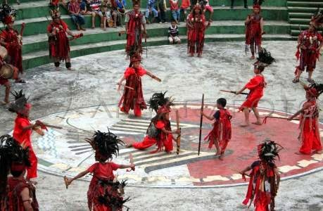 Sejarah Tari Mesalai Asal Sulawesi Utara