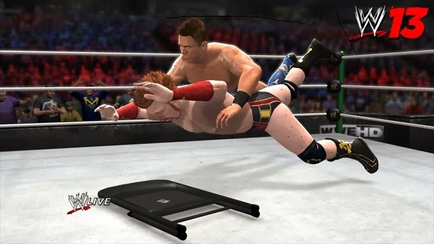 Download WWE 13 Game Full Version PC File