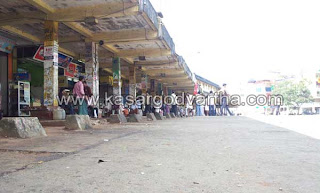 Kasaragod, Bus, Strike, KSRTC, Kerala, Private bus strike, Daily wages, Kerala, Malayalam News, Kerala Vartha.