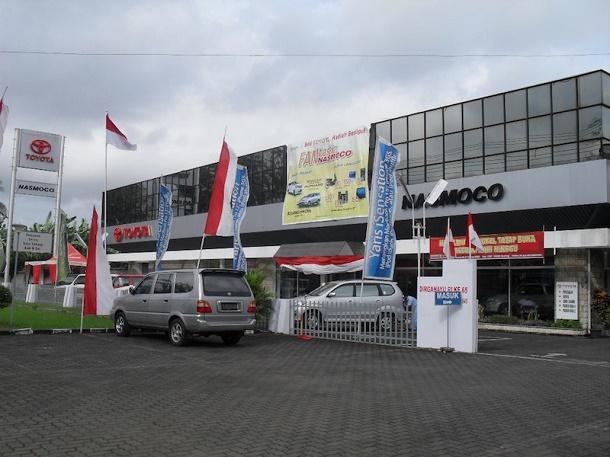Harga Mobil TOYOTA Nasmoco CILACAP, Jawa Tengah