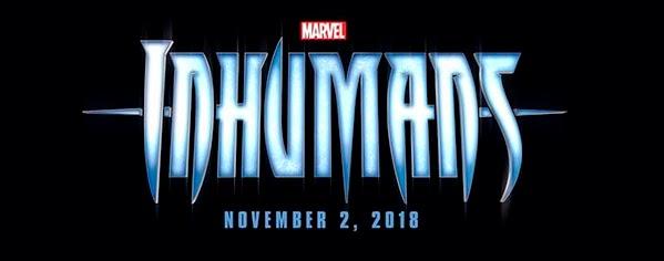 Logo Inhumanos