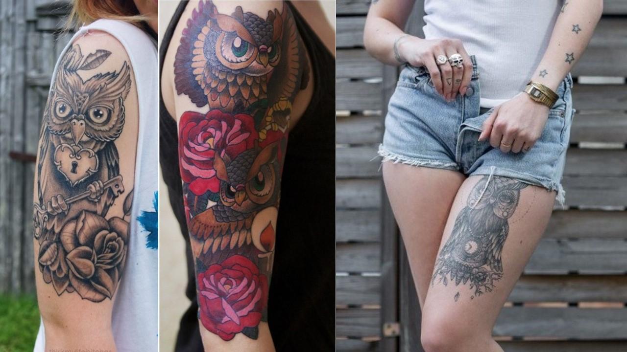Много разных татуировок (180 фото) t - Сайт хорошего настроения 84