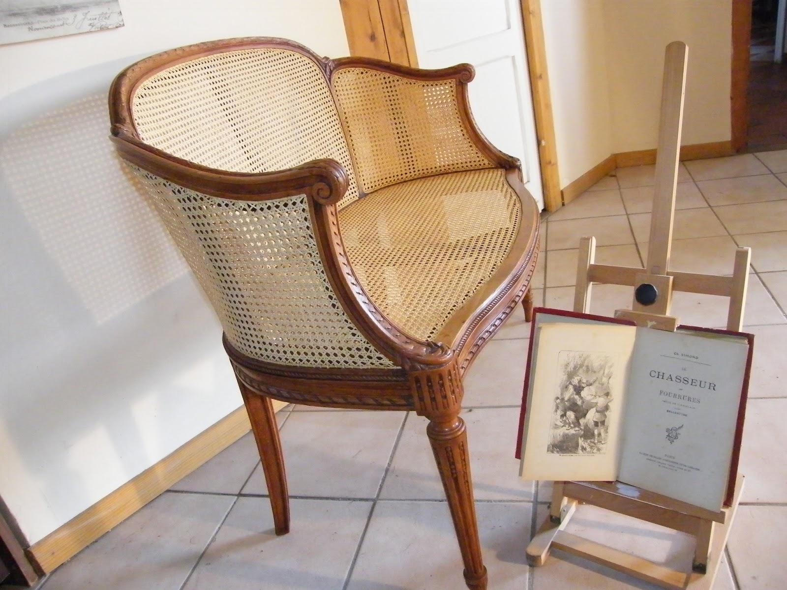 Normandie cannage belles pi ces for Rempaillage d une chaise