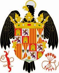 Escudo de los RRCC amplio, después de 1492