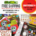 FREE SHIPPING today on Crafty Chica products!