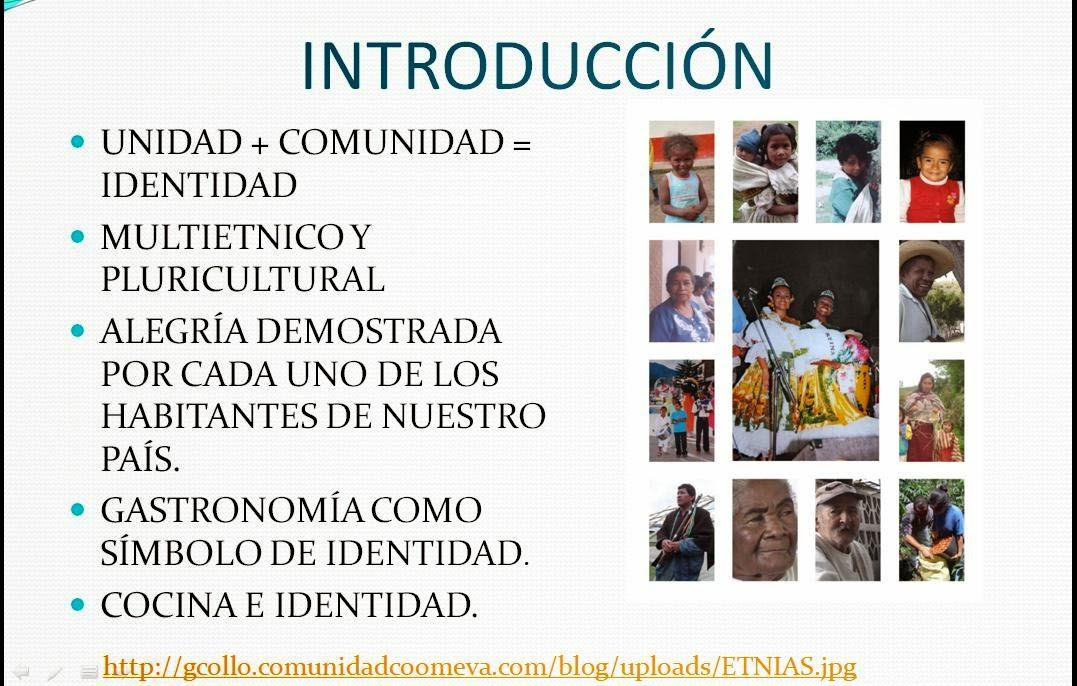 La gastronom a en las ferias y fiestas de colombia un for Introduccion a la gastronomia pdf