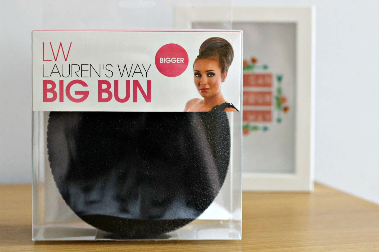 Little Giveaway: Lauren's Way Big Bun