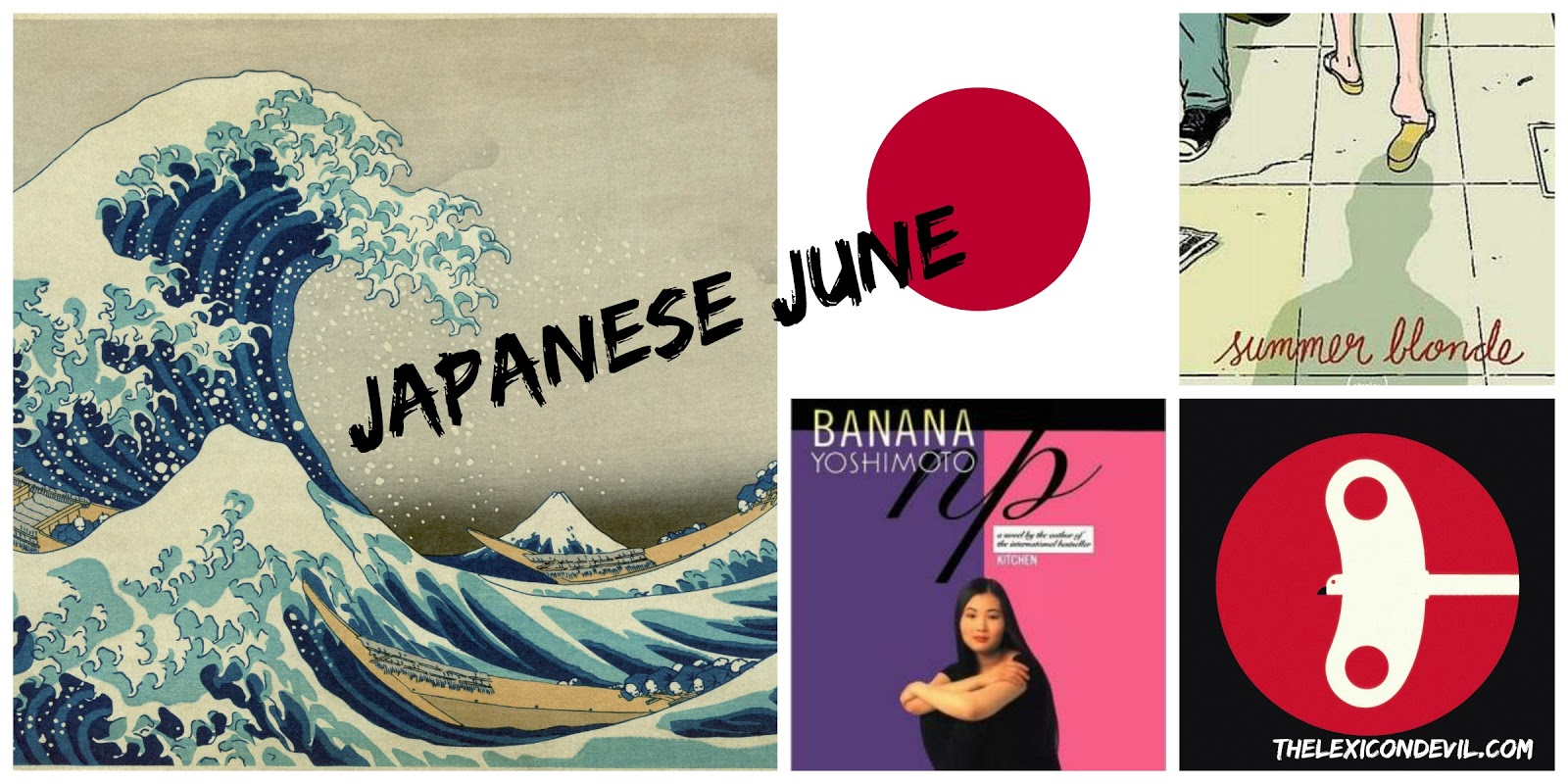 The Lexicon Devil Japanese June Review Summer Blonde By Adrian Tomine