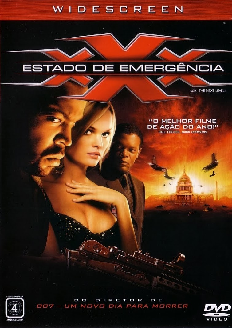 Triplo X 2: Estado de Emergência – Dublado (2005)