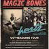Magic Bones & Harts Announce National Co-Headline Tour January 2015