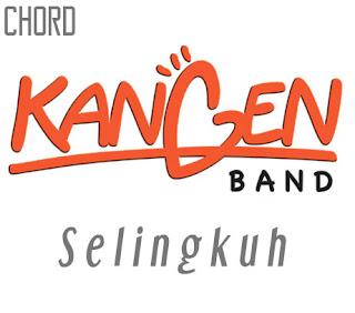 Lirik dan Chord(Kunci Gitar) Kangen Band ~ Selingkuh