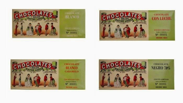 Chocolates Matías López