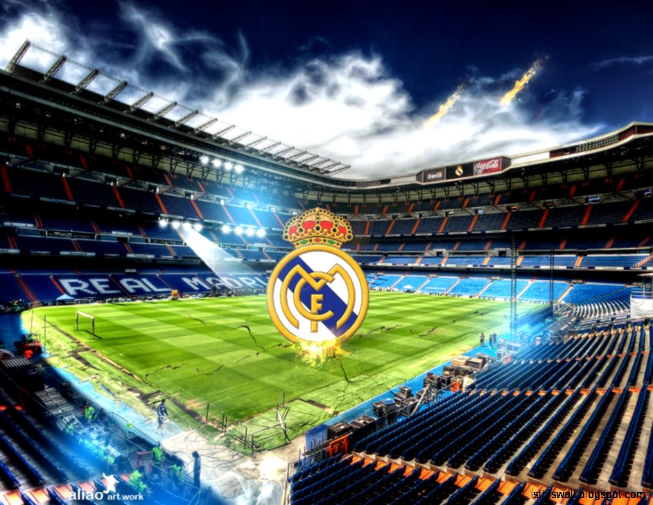 Space Santiago Bernabeu wallpaper 1920x1080 by Vilyam14 on DeviantArt