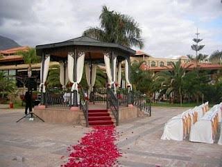 Wedding Decoration Pergolas