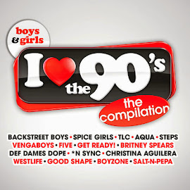 I Love The 90's - Boys & Girls Edition