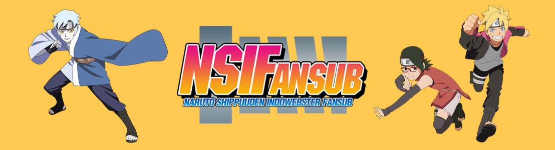 [NSIF] Re:born | Fansub dari Konoha